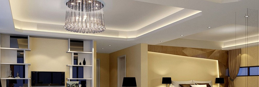 Partitions Gypsum Ceiling
